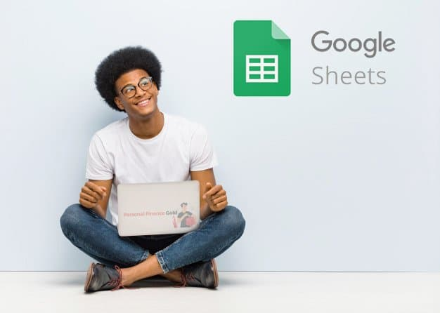 Google Sheets for personal finance monitoring