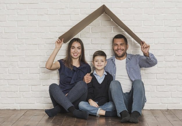 Getting a new house for a growing family