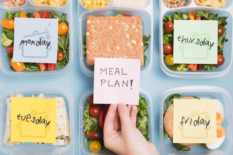What are some ways to save money on food?