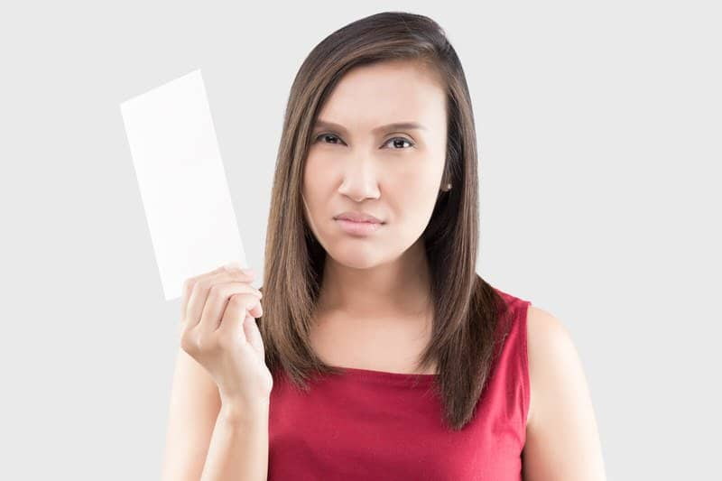 Reasons for Rejected Applications for Personal Loans