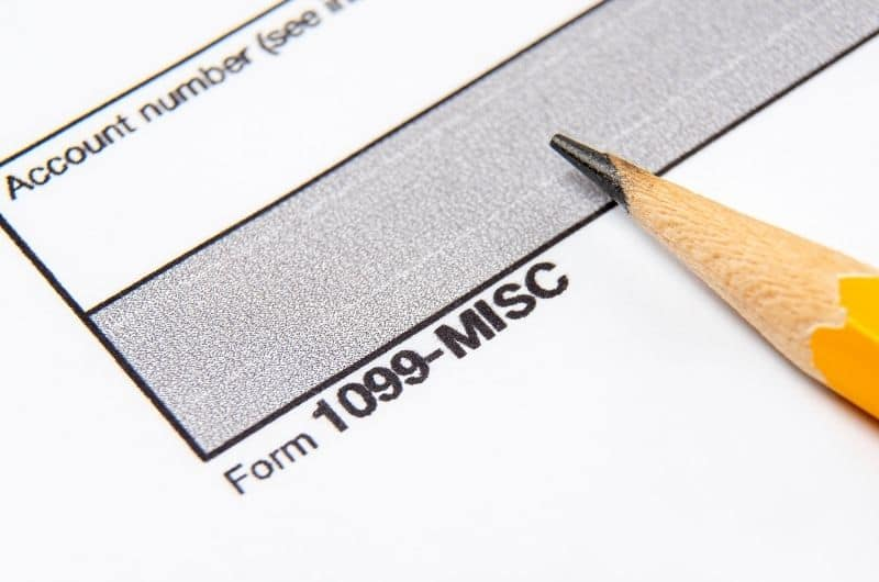 You'll need to list out all 1099's received from different businesses. This is especially important and expected if you're a service-based business.
