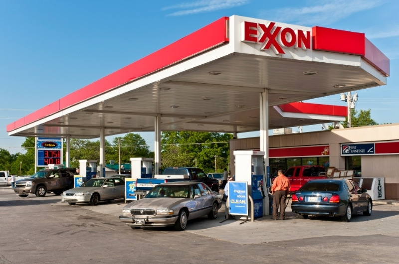 Exxon Mobil is a great company for high dividend returns.